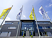 Deutsche Post Adress - Zentrale in Gütersloh